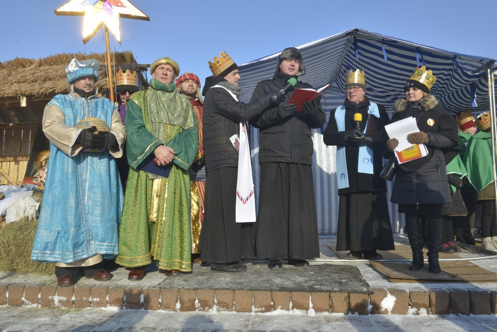 VI Orszak Trzech Króli w Tarnobrzegu