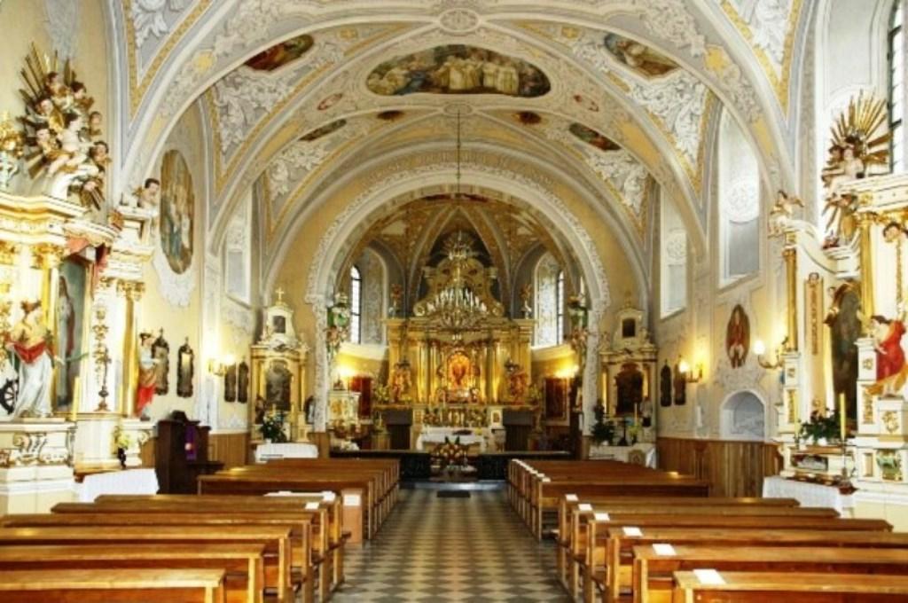 Sanktuarium Matki Bożej Leśniowskiej Patronki Rodzin