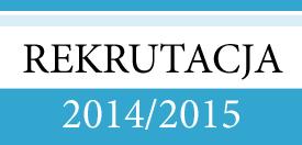 rekrutacja 2014 2015 baner