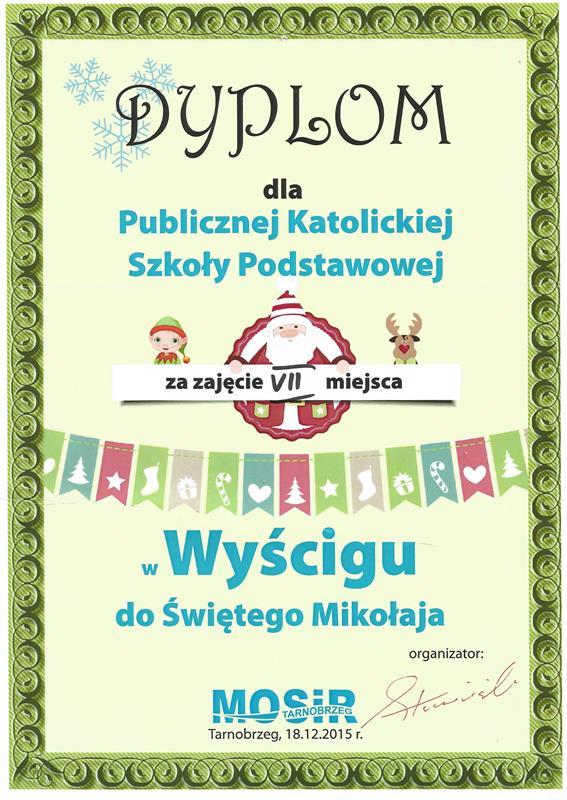 wyscig mikolaja2015