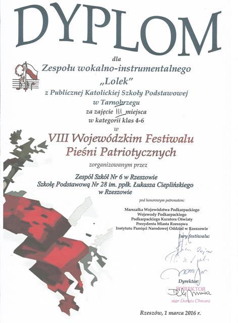 8wojewodzki festiwal