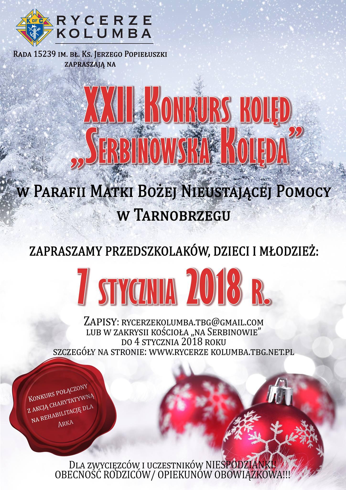 XXII Serbinowska Koleda